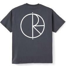 Polar skate Co ictus Logo T-Shirt Grafito