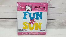 Sizzix Hello Kitty Bigz Die Fun Sun 656021