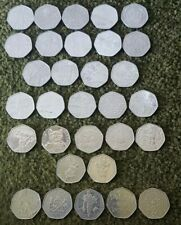 More details for job lot collection 50p coins olympics nhs beatrix potter wwf rare no kew gardens