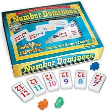 Puremco Number Dominoes Premium Double 12 Set