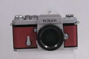 Nikon F with Prism & Cap
