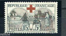 France croix rouge 1918 ** Michel 136 (s5141)