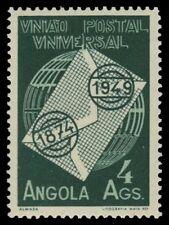 ANGOLA 327 (Mi333) - Universal Postal Union 75th Anniversary (pf19305) $18
