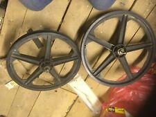 Old School BMX Mag Wheel Raleigh Burner Mag Wheel not Skyway