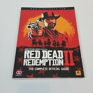 RED DEAD REDEMPTION 2 The Complete Official Guide - Standard Edition