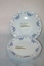 """4 Hutschenreuther REBECCA Bread Plates  6 7/8"""" Porcelain Germany NWT"""