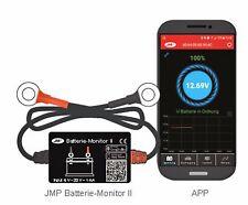 Motorrad Batterie Monitor 2 Iphone Android Bluetooth Smartphne Aufzeichnung NEU