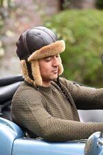 Sheepskin Flying Helmet