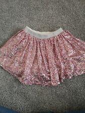 Girls Skirt 4 Years Sequins