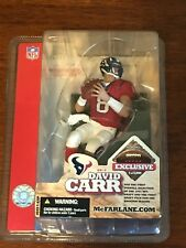 David Carr McFarlane action figure new Analyst NFL Network HOT Girls LOVE Him