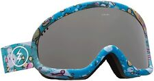 Electric Eyewear 166981 Mens Charger Goggles Mindblow Blue/Brose/Silver Chrome
