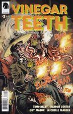 Dark Horse Comics Vinegar Teeth #1 January 2018 1st Print NM