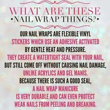 JAMBERRY NAIL WRAPS FULL SHEETS - $4 - $5 each - RETIRED/CURRENT - FREE SHIPPING