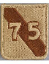 75 Infantry Division Desert Patch