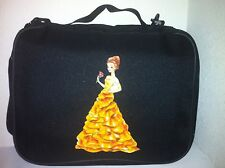 TRADING PIN BAG FOR DISNEY PINS PRINCESS DESIGNER DOLL DRESS BELLE Large  Book