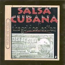 Salsa Cubana: Gold Collection (LIKE NW CD) Benny More, Celina Gonzalez, Trakere