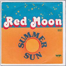 RED MOON Vinyle 45T SP SUMMER SUN F Reduit RARE