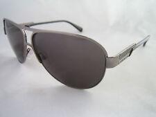 Givenchy Sunglasses Aviator Gunmetal Swarovski Crystal SGV 327 Genuine