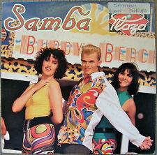 Samba Plaza Maxi Vesion Tropical Mix Single NBC Ex