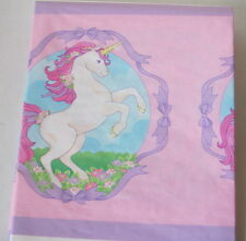 2 Unicorn Paper Table Covers