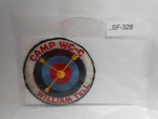 CAMP WC-C WILLIAM TELL SF328