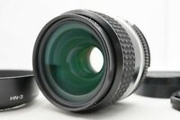 [TOP MINT w/ Hood] Nikon Ai-s Nikkor 35mm f/2 MF Prime Lens + HN-3 From Japan