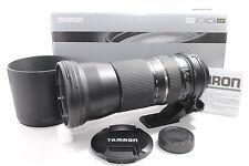 """MINT+++"" Tamron SP A011N 150-600mm f/5-6.3 VC USD Di Lens For Nikon Japan #353"