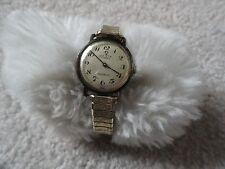 Vintage Desta 17 Jewels Incabloc Wind Up Swiss Made Ladies Watch - Problem
