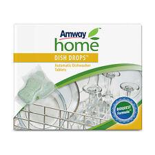 60 Lave-vaisselle onglets Liquide vaisselle AMWAY HOME™ plat gouttes™