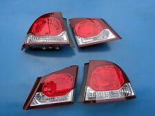 NEW Honda Civic 8th FD2 Late Type-R 4D Sedan Tail Light Rear Lamps Lights 06-11