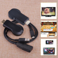1080p HDMI Dongle Wi-Fi Display Receiver For Stream Your Phone to TV Wireless