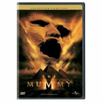 The Mummy Full Screen Edition On DVD With Brendan Fraser Very Good E40
