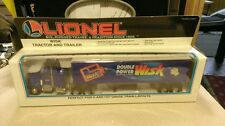 Lionel Trains  Wisk Tractor Trailer 6-12778