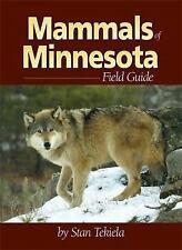 Mammals of Minnesota Field Guide Mammal Identification Guides