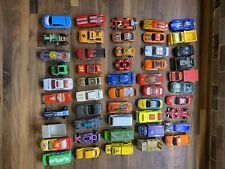 Lot Of 96 Hot Wheels Matchbox And Other Diecast Cars/trucks/vans