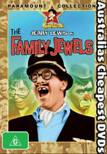The Family Jewels DVD NEW, FREE POSTAGE WITHIN AUSTRALIA REGION 4