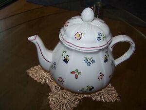 Villeroy & Boch V&B Petite Fleur Teekanne