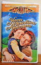 Rare ~ Hans Christian Andersen VHS VIDEO 2000 Danny Kaye MGM 1952 ~ New/Sealed