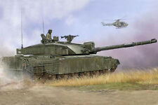 Trumpeter 1522 British Challenger II with Enhanced Armor 1/35 Scale Model Kit