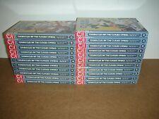 Chronicles of the Cursed Sword vol. 1-22 Manga Manhwa Book Lot English Tokyopop