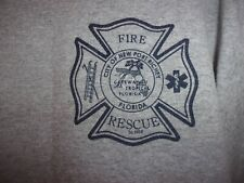 New Port Richey Florida Fire Rescue gray XL t shirt