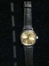 Vintage Wostok Gold Face USSR Watch