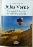 Il giro del mondo in ottanta giorni Jules Verne Canguro Edizioni LIBRO Nuovo 80