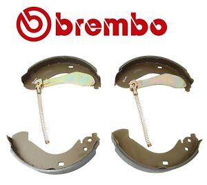 For Silverado 1500 GMC Sierra 1500 Classic Rear Brake Shoe Set Ceramic Brembo