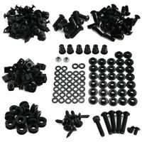 Fairing Body Bolt Alloy Screws Kit Complete Set For Yamaha YZF-R6 2006-2007