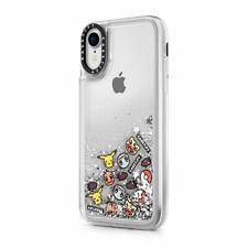 CASETiFY Pokemon Floating by Craig & Karl iPhone XS Max Glitter Floaty Case