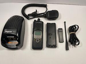 Motorola XTS5000 Model II M2 700/800 MHz H18UCF9PW6AN P25 w/ADP Encryption
