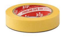 Kip 308-38 FineLine-tape - gelb / Spezialklebeband 38mm x 50m