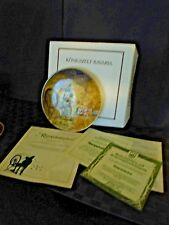 Collector's Plate - Rumpelstilzchen By Charles Gehm With Coa