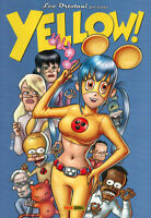 volume YELLOW Leo Ortolani - Panini Comics ratman